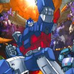 Transformers the Movie Latest Update