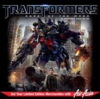 AirAsia Celebrates Transformers Dark Of The Moon With TransMY As Partner