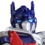 Optimus Prime with Trailer (Voyager)