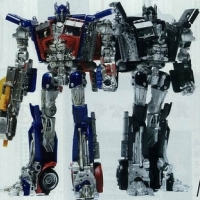Milk Mag Reveals Black & Premium Optimus Prime