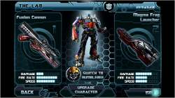 Transformers 3 HD Game Are Freebies in Nokia