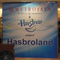 Hasbroland For The Young At Heart