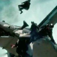 Transformers Dark Of The Moon: The Wing Suit Experience