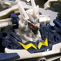 Up Close Human Alliance Soundwave