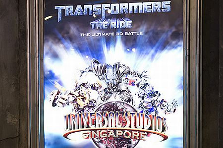 Transformers: The Ride – More Inside News