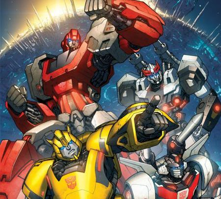 Two More New Transformers Line Announced by IDW