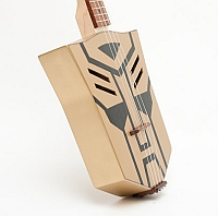 A Ukulele Which Is An Autobot