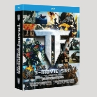 Cover Revealed For Transformers Trilogy Blu-Ray