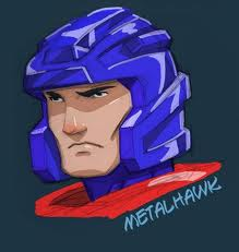 BotCon 2012 Exclusive Metalhawk's Head Sketch Revealed