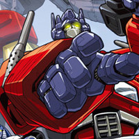 Transformers for GREE, Brand New Japanese Social Game