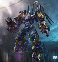 Fall Of Cybertron Concept Arts & Toys Revealed