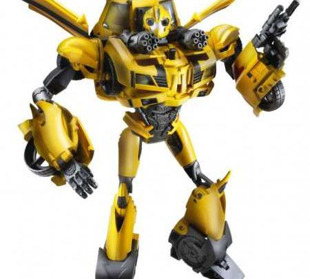 Transformers Prime Weaponizer Bumblebee Revealed