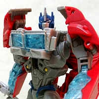 Transformers Prime Voyager Optimus Prime Revealed