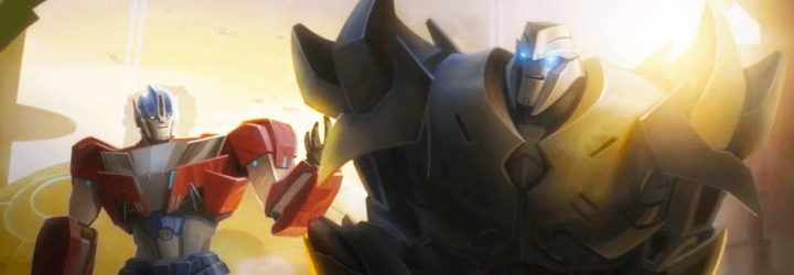 Game Companies Gearing Up for Transformers Prime