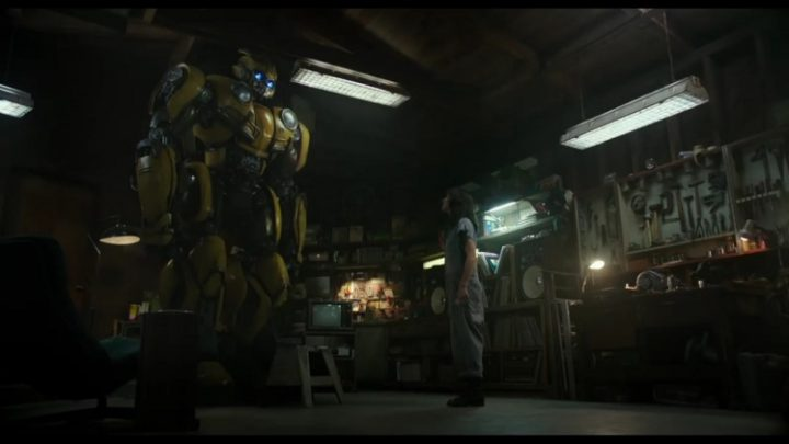 Paramount Unleashes New Transformers Bumblebee Trailer
