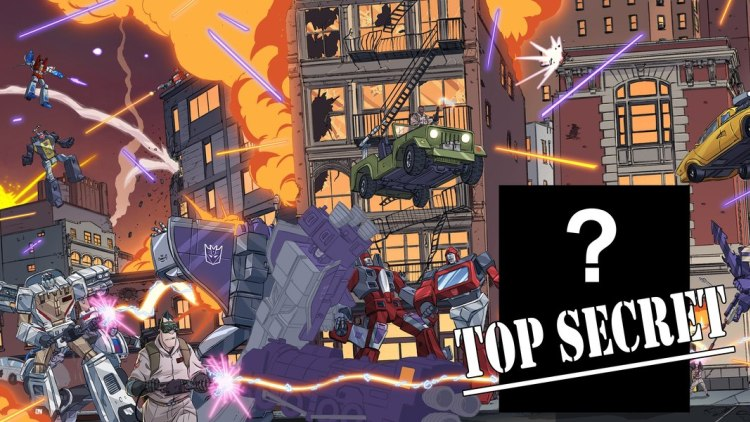 Interview with Transformers + Ghostbusters Creative Team