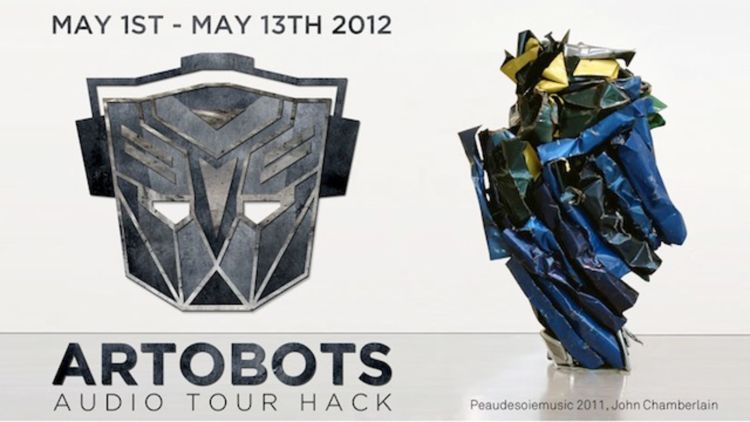 Art Gallery of Destroyed Transformers Is the Funnest Art Ever