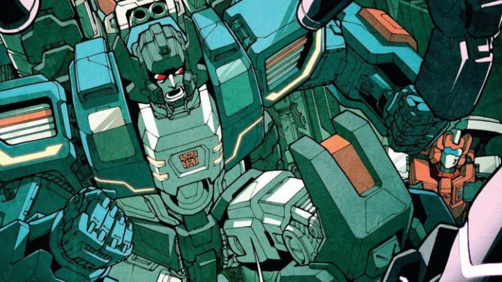 VIZ Media To Release Transformers: A Visual History
