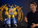 Massive Sized War For Cybertron Unicron Unveiled