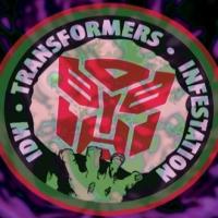 Transformers Crosses With Zombie & Star Trek