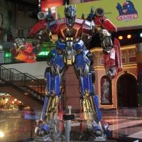 Genting Highlands Transformers Movie Carnival