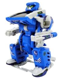 Dulaney Solar Rallies Solar Robot Transformer
