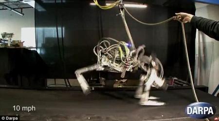 DARPA's Cheetah Emulates Decepticon-Styled Ravage
