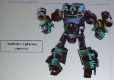 Wave 5 Prime Deluxes Reveals Sergeant Kup & Rumble