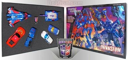 Botcon 2012 Invasion Boxed Set Revealed