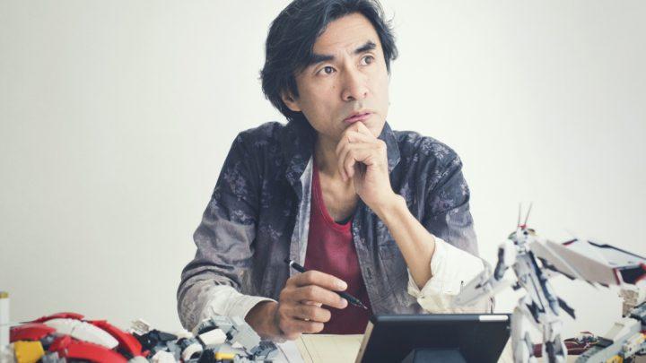 Up Close With Shoji Kawamori, The Japanese Anime Legend
