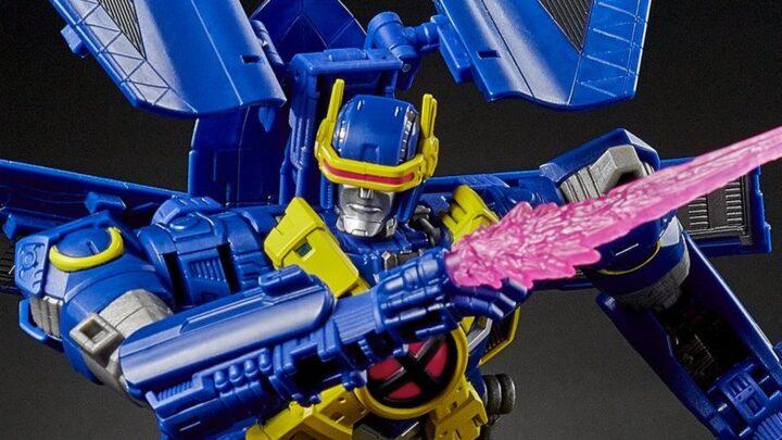 Ultimate X-Spanse, Latest Transformers Generations Collaborative Figure
