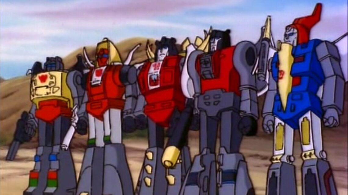 Transformers G1 Cartoon in Youtube Thanks to Hasbro Pulse